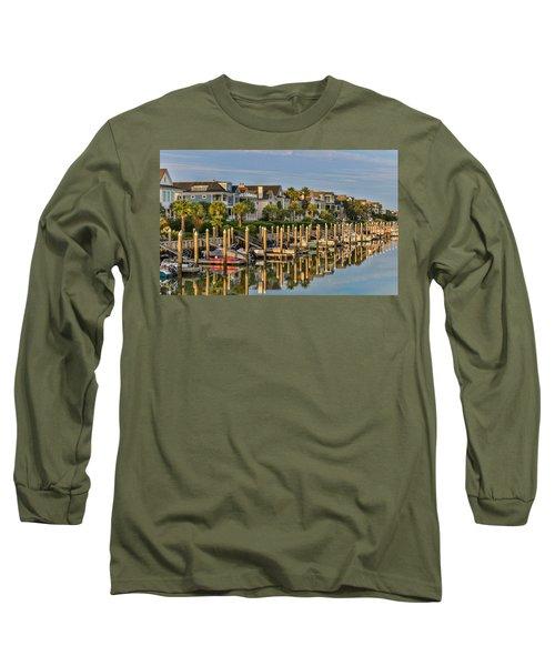 Morgan Place Homes In Wild Dunes Resort Long Sleeve T-Shirt
