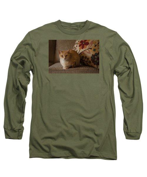Morning Angel Long Sleeve T-Shirt