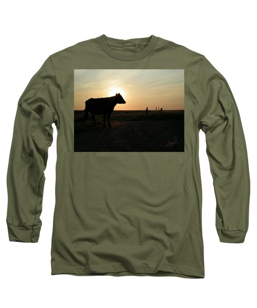 Morning Beef Long Sleeve T-Shirt