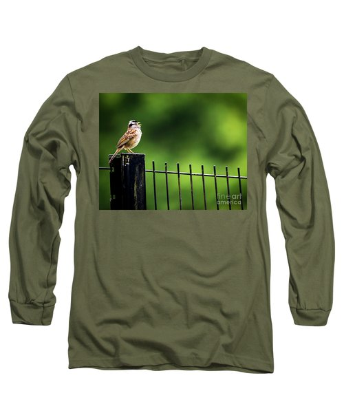 Morning Call Long Sleeve T-Shirt