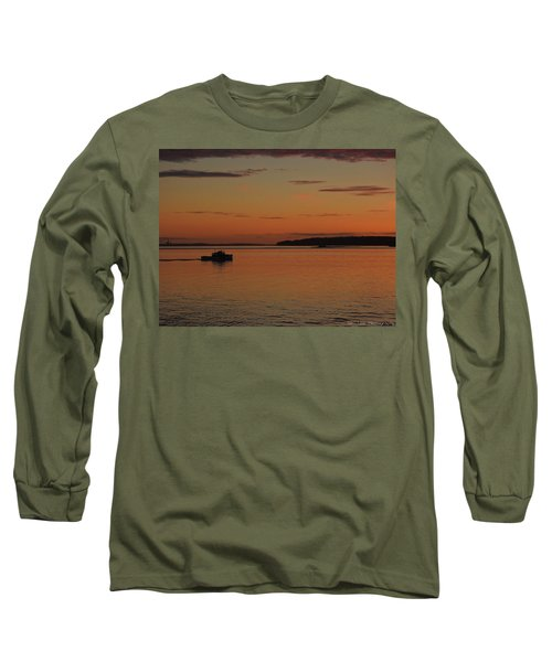 Morning Commute Long Sleeve T-Shirt