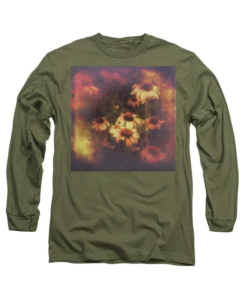Morning Fire - Fierce Flower Beauty Long Sleeve T-Shirt