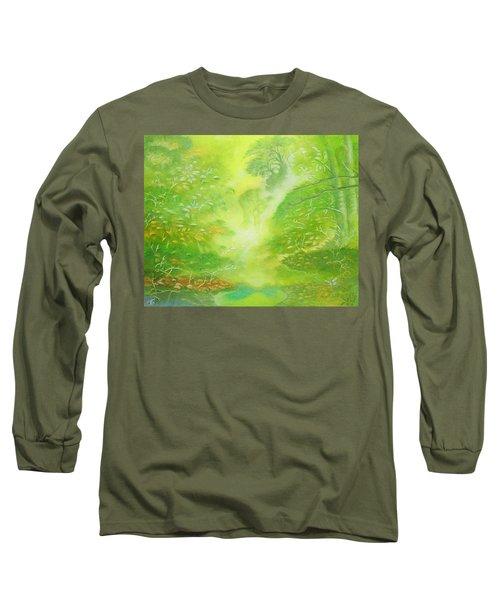Morning Flora Long Sleeve T-Shirt