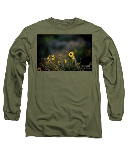Long Sleeve T-Shirt featuring the photograph Morning Light by Kelly Wade