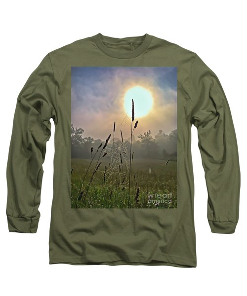 Morning Light Long Sleeve T-Shirt by Kerri Farley