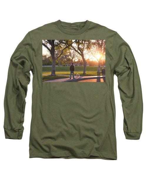Morning Stroll Long Sleeve T-Shirt