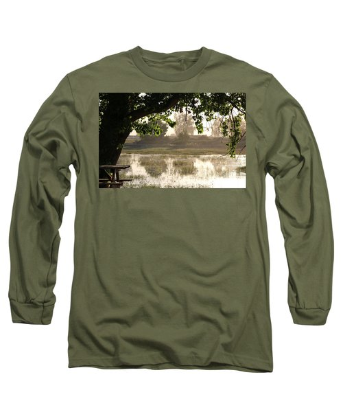 Morning Tranquility  Long Sleeve T-Shirt