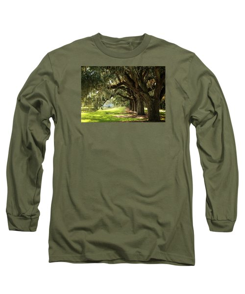 Morning Under The Mossy Oaks Long Sleeve T-Shirt