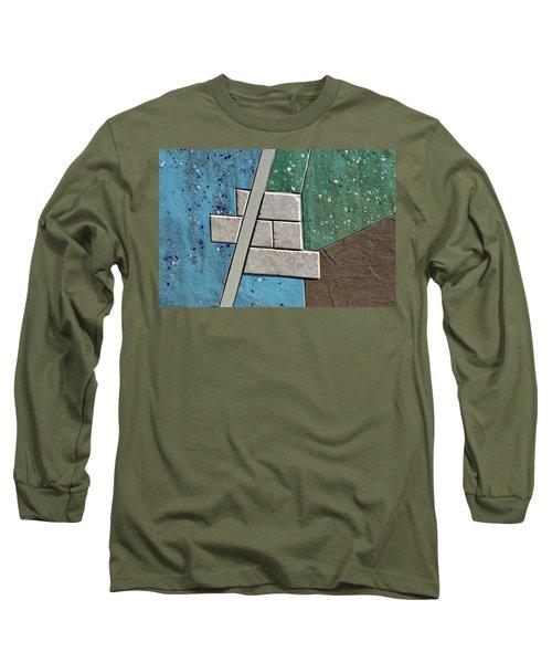 Mosaic No. 41-1 Long Sleeve T-Shirt