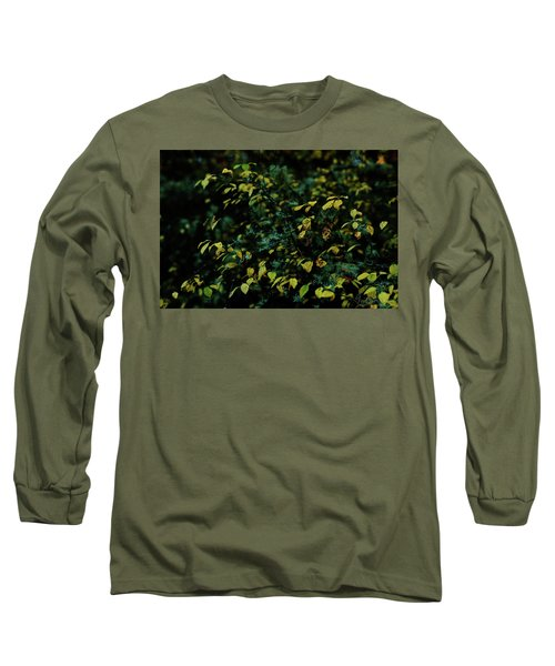 Moss In Colors Long Sleeve T-Shirt
