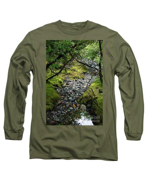 Moss Stream Long Sleeve T-Shirt