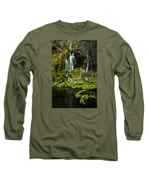 Mossy Falls Long Sleeve T-Shirt