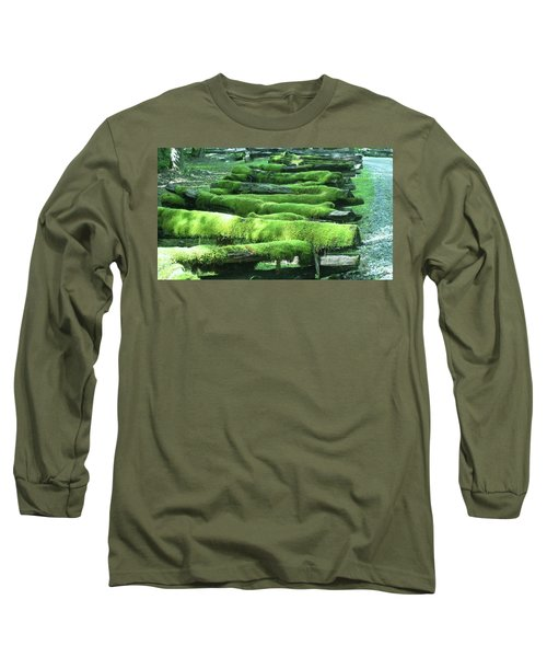 Mossy Fence Long Sleeve T-Shirt