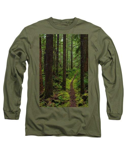 North Souixon Creek Mossy Trail Long Sleeve T-Shirt