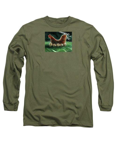Mother Hen Long Sleeve T-Shirt
