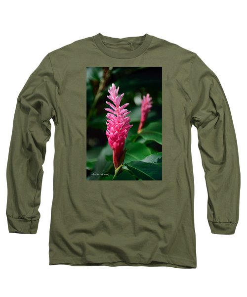 Mother Nature's Gift Long Sleeve T-Shirt by Edgar Torres