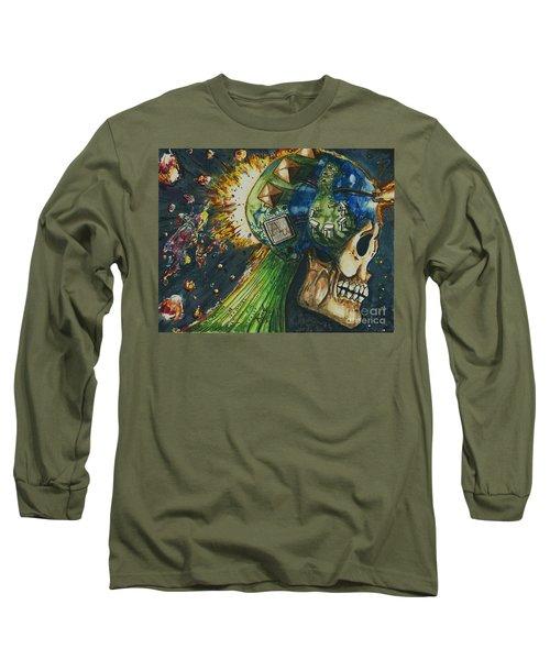 Motherboard Long Sleeve T-Shirt