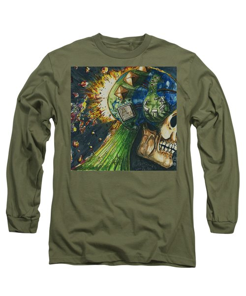 Motherboard Long Sleeve T-Shirt