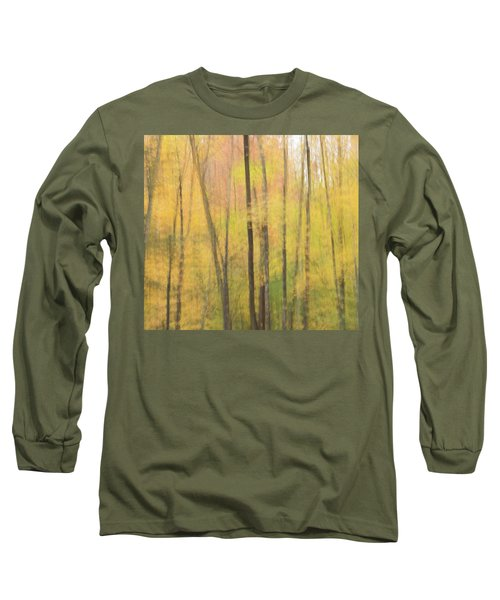 Motion In Color Long Sleeve T-Shirt