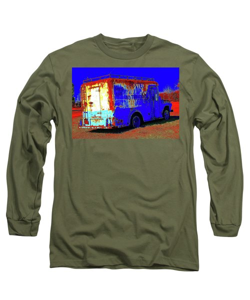 Motor City Pop #13 Long Sleeve T-Shirt