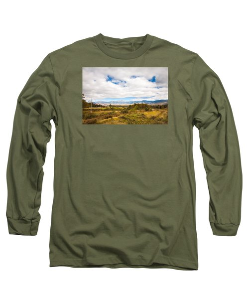 Mount Washington Hotel Long Sleeve T-Shirt