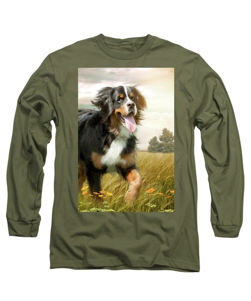Mountain Dog Long Sleeve T-Shirt