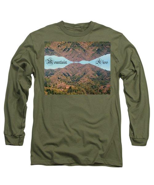 Mountain Kiss  Long Sleeve T-Shirt