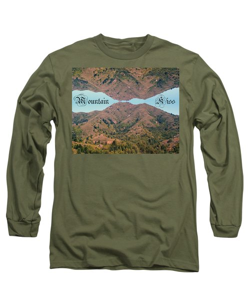 Mountain Kiss  Long Sleeve T-Shirt