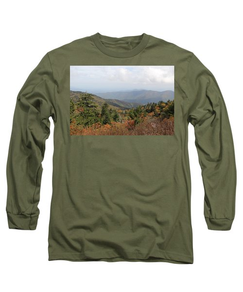 Mountain Long View Long Sleeve T-Shirt