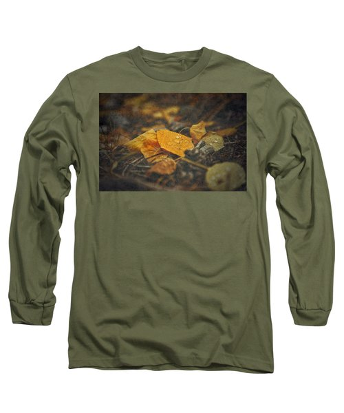 Long Sleeve T-Shirt featuring the photograph Mountain Months  by Mark Ross