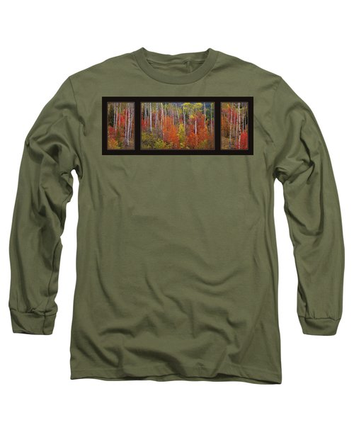 Mountain Of Color Long Sleeve T-Shirt