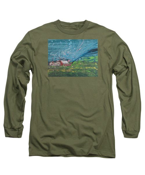 Strong Storm Long Sleeve T-Shirt