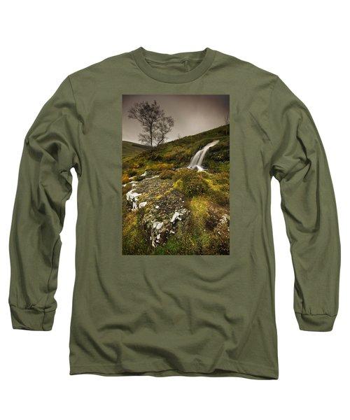 Mountain Tears Long Sleeve T-Shirt