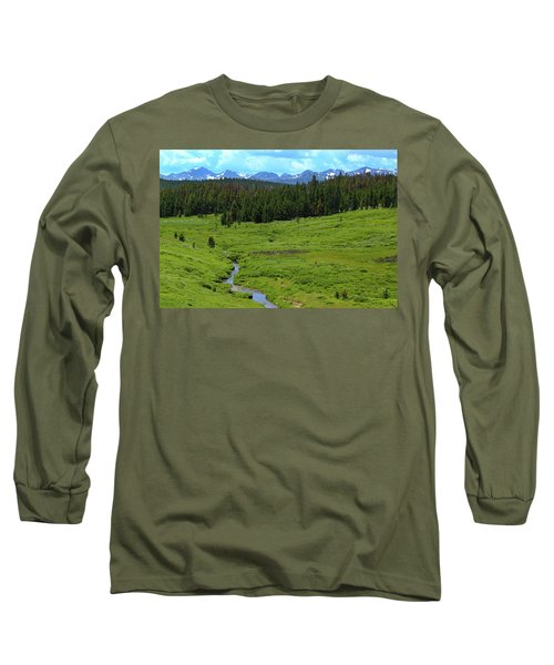 Mountain Valley Long Sleeve T-Shirt