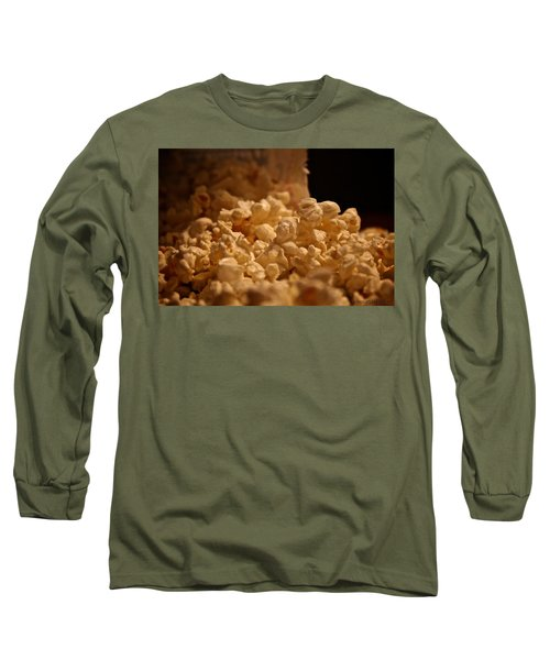 Movie Night Long Sleeve T-Shirt