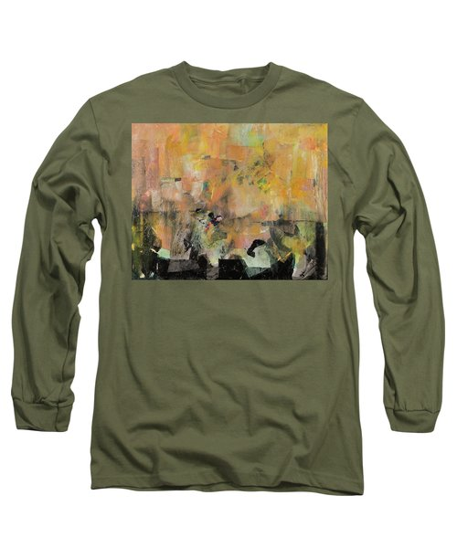 Moving On Long Sleeve T-Shirt