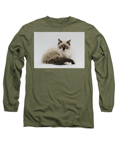 Mr. Atkin Long Sleeve T-Shirt