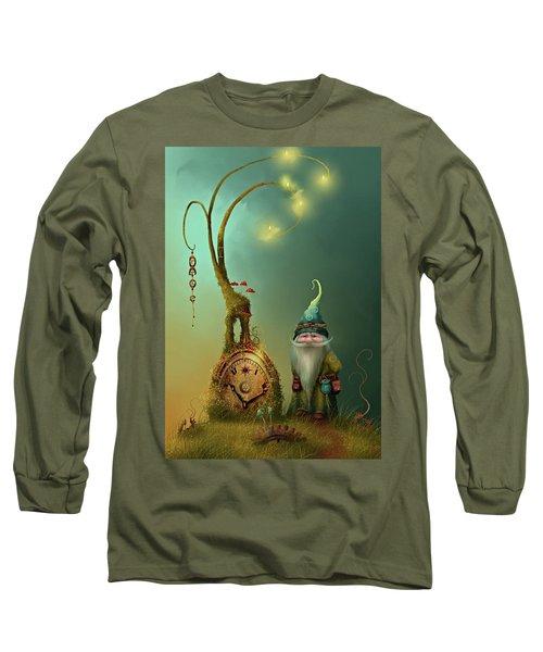 Mr Cogs Long Sleeve T-Shirt