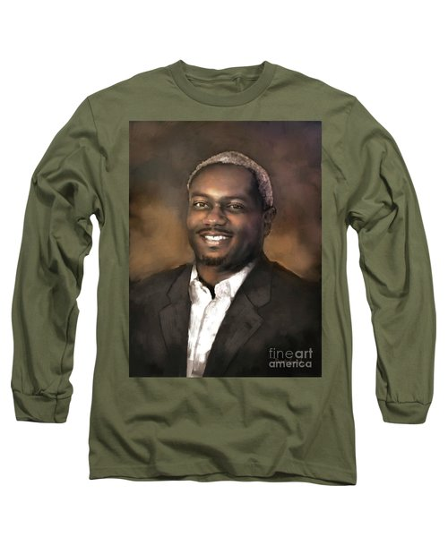 Mr. Dedrick J. Sims Long Sleeve T-Shirt