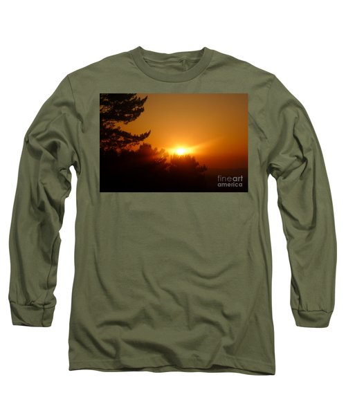Mulholland  Long Sleeve T-Shirt by Nora Boghossian