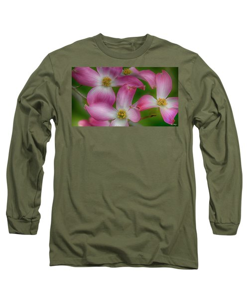 Long Sleeve T-Shirt featuring the photograph Mulligan by Skip Tribby