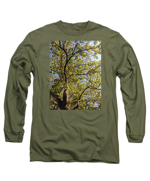 Long Sleeve T-Shirt featuring the photograph Multiplicity  by Nora Boghossian