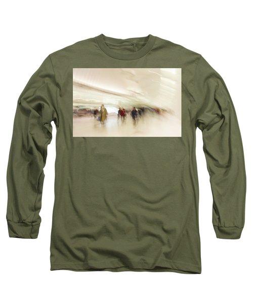 Multitudes Long Sleeve T-Shirt