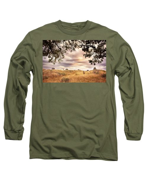 Munson Morning Long Sleeve T-Shirt by John Poon