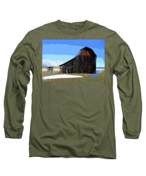 Murphy's Barn Long Sleeve T-Shirt