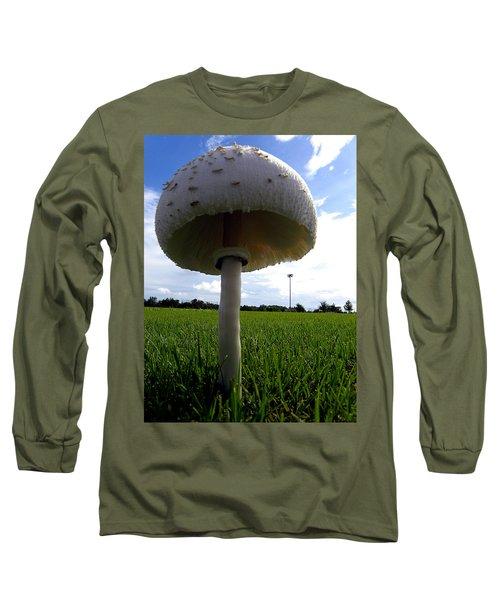Mushroom 005 Long Sleeve T-Shirt