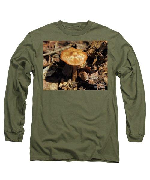 Mushroom Rising Long Sleeve T-Shirt