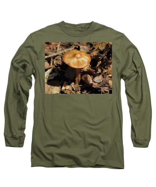 Mushroom Rising Long Sleeve T-Shirt