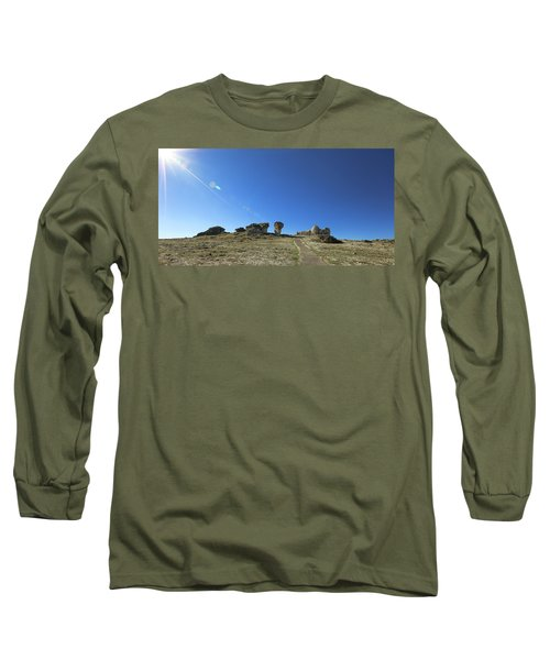 Mushroom Rocks Long Sleeve T-Shirt