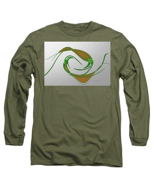 Music Takes Flight Long Sleeve T-Shirt